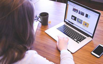 Landing Page Blog