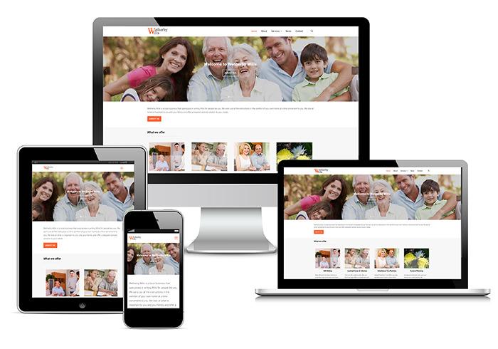 Wetherby Wills Website